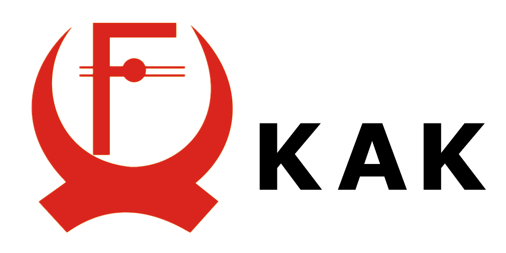 Лого бренда KAK из Китая
