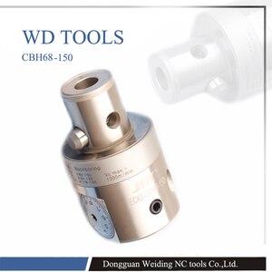 Image 5 - JIK  CBH bore 20 203 mm high precision 0.01mm Grade CBH finish boring head compatible with LBK arbor