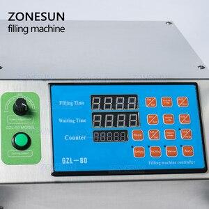 Image 3 - Zonesun蠕動ポンプボトル水フィラー液バイアル充填機飲料ドリンクオイル香水