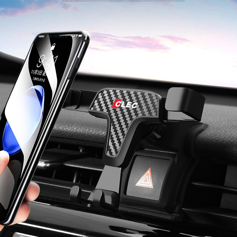 Toyota Camry 2018 Interior >> Us 15 44 17 Off Mobile Cell Phone Holder Car Air Vent Mount Stand Cradle For Toyota Camry 2018 2019 Car Accessories In Interior Mouldings From