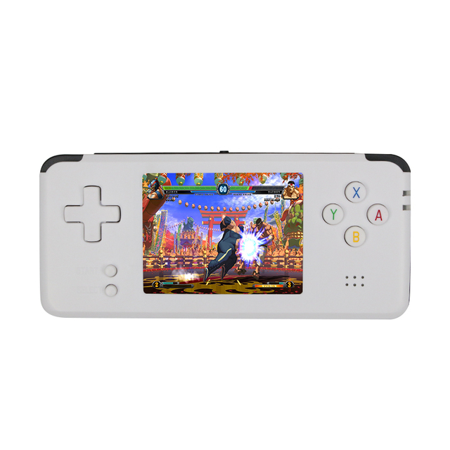 RS-97 Classic Retro Handheld Game Player Mini Video Game Console 3.0 inch Screen 16GB Portable Built-in 3000 Games