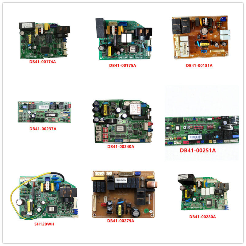 DB41-00174A/DB41-00175A/DB41-00181A/DB41-00237A/DB41-00240A/DB41-00251A/SH12BWH/DB41-00279A/DB41-00280A Used Good Working