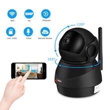 Anran 1080 P Wi-Fi Камера домашнее видео Камеры Скрытого видеонаблюдения CCTV Ночное Видение безопасности Камера двухстороннее аудио Видеоняни и радионяни 1920*1080