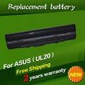JIGU Новый аккумулятор для ноутбука Asus Eee PC 1201 1201HA 1201N 1201 Т UL20 UL20A UL20G UL20VT 90-NX62B2000Y А32-UL20