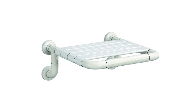 Shower Seat Stationary Type Shower Chair For Aged Fixed Shower Seat For  Disabled