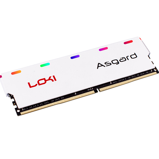Asgard Loki серия DDR4 8 Гб 16 Гб 2400 МГц 3000 МГц RGB RAM для игрового рабочего стола с высокопроизводительной памятью ram 4