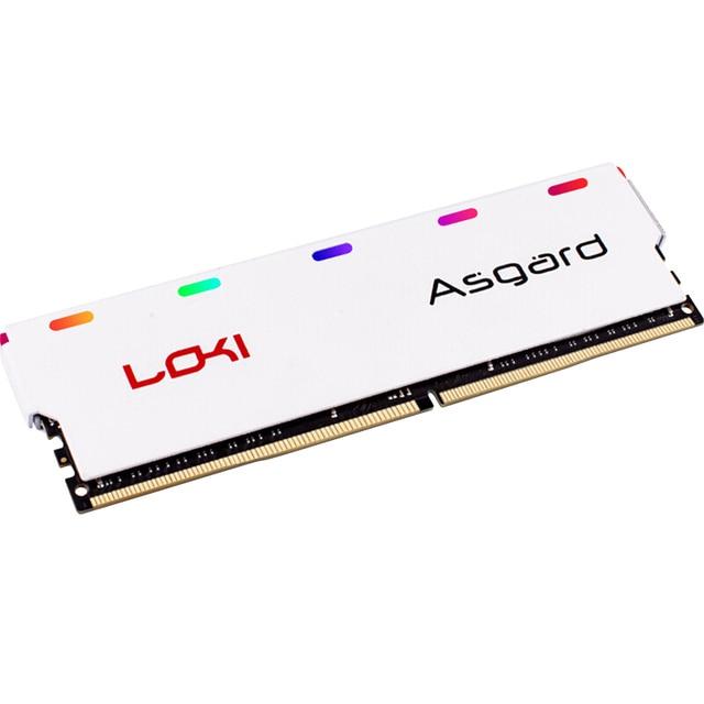 Asgard Loki w1 серия DDR4 8gbx2 3000 МГц RGB RAM для игрового рабочего стола memoria ram dimm 5