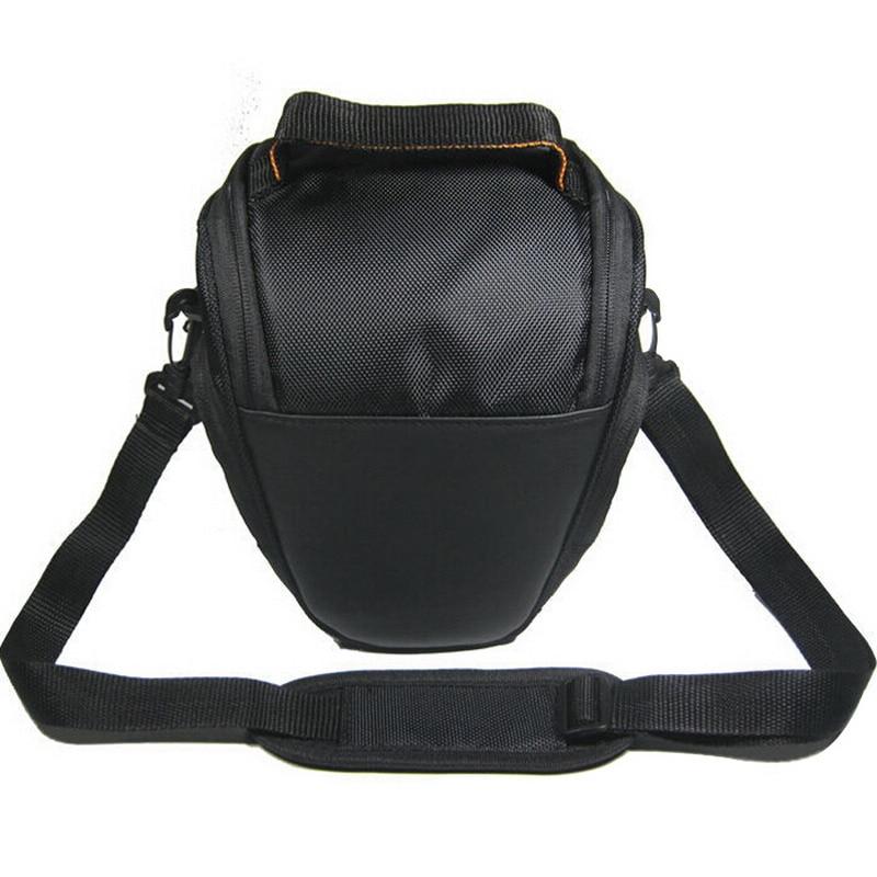 Black Waterproof Camera Case Shoulder Bag Backpack For Canon For Nikon For Sony SLR DSLR 0.11