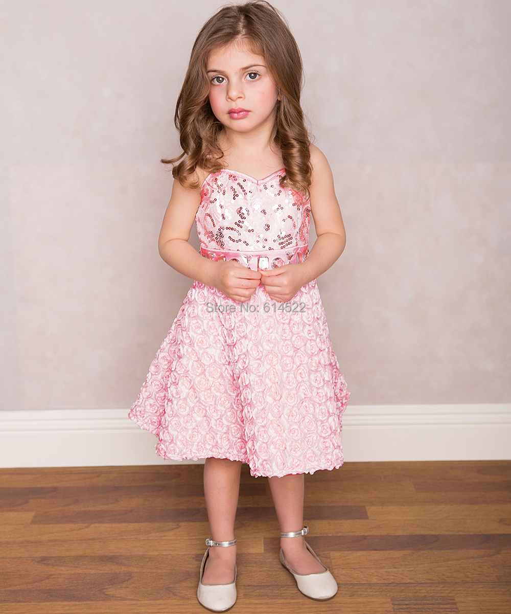 Take her wardrobe to the next level with the selection of girls dresses at Kohl's. The dresses for girls at Kohl's provide a special look for that special occasion. Kohl's offers dresses for girls of all ages, including baby girl dresses, toddler girl dresses and up.