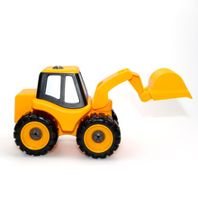 1Pcs Youwant ABS Toy Car Construction Vehicle Beach toy Truck Brain Game For Kids