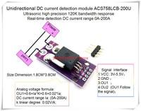 NEUE 1 teile/los ACS758ECB-200U ACS758 ACS758ECB-200 ACS758ECB 200U 120 kHz bandbreite DC: 0-200A 0 02 V/1A