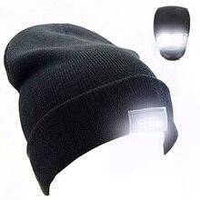 Гольф-caps подсветкой шапочка работает hat cap теплая охота кемпинг рыбалка зима