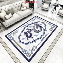 beibehang Custom size PVC material Chinese style parquet floor dragon and phoenix pattern marble retro floor painting wallpaper beibehang large custom high definition high imitation marble water knife parquet 3d floor tiles decorative painting