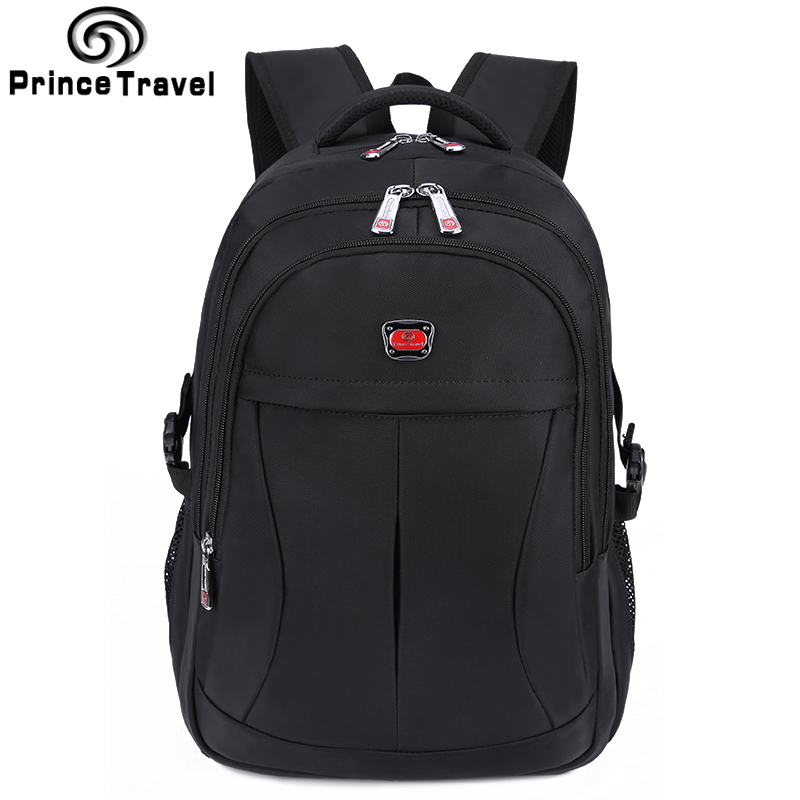 Prince Travel Capacity Backpacks Multifunction Bags Quality Men'S Travel Bag School Bag For Teenagers 15 16 Inch Laptop Backpack