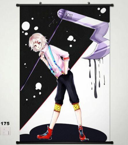 Attirant Anime Tokyo Ghoul Suzuya Tattoo Season 2 Home Decor Poster Wall Scroll 175  New