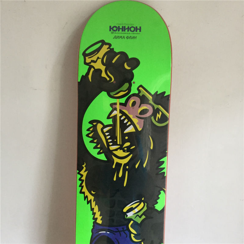 UNION skateboarding deck  (18)