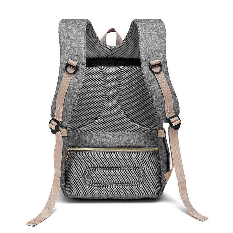 Large Capacity Mummy Bag Baby Diaper Fashion Infant Nursing Care Stroller Backpack Mom Travel Multifunctional Handbag MBG0191