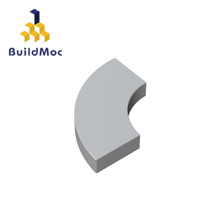 BuildMOC Compatible Toys Children 27925 2x2 For Building Blocks Parts DIY LOGO Educational Creative Gift Toys