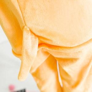 Image 5 - HKSNGสัตว์ผู้ใหญ่Kangaroo Kigurumi OnesieชุดนอนFlannelการ์ตูนครอบครัวParty Halloween COSPLAYเครื่องแต่งกายชุดนอนซิป