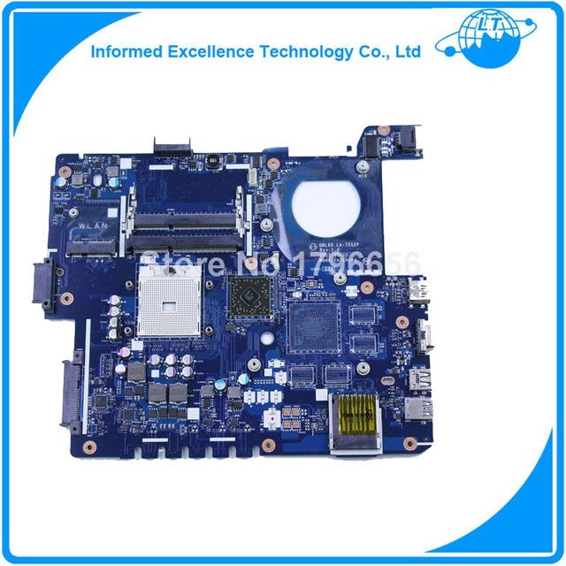 Para asus k53z x53z la-7552p placa madre del ordenador portátil mainboard probado 100% y en pleno funcionamiento
