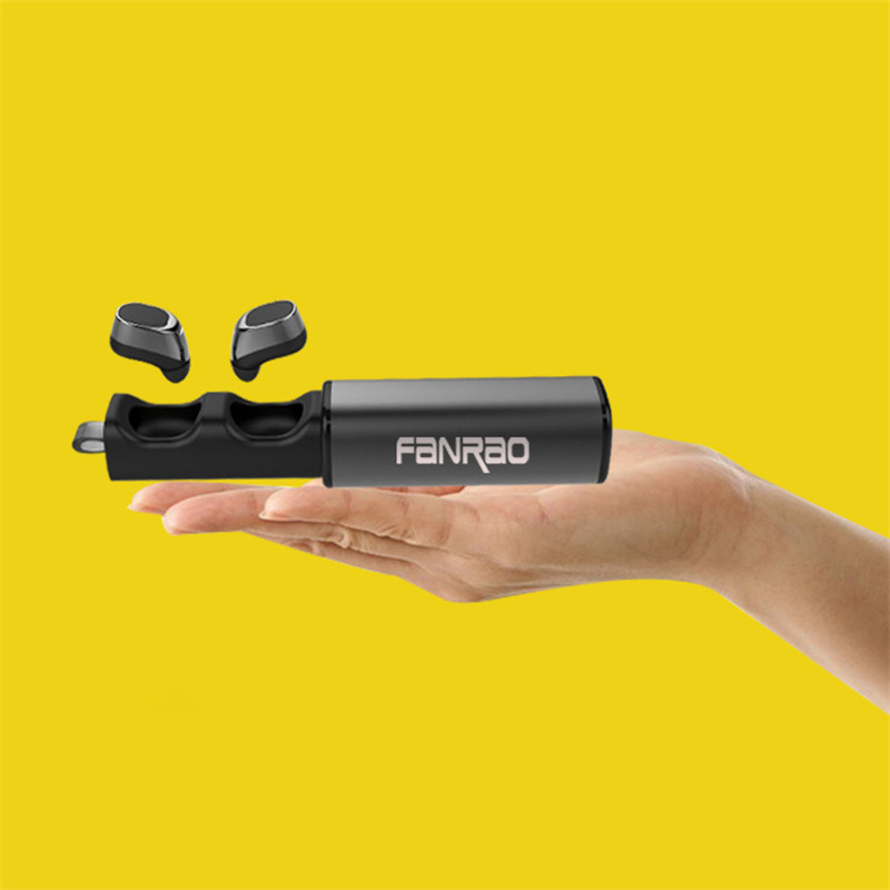 ФОТО TWS K8 Wireless Bluetooth Dual In-ear Mini Earphone with Storage Box Stereo Headphone for iphone7 Xiaomi Airpods Charging Socket