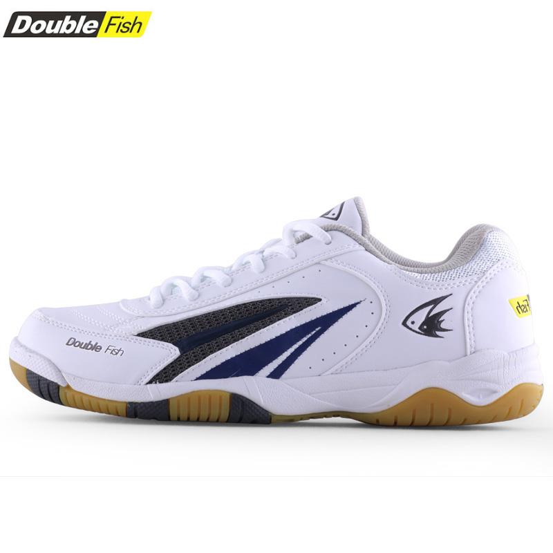 Double fish professional df 01 table tennis shoes for men for Fish tennis shoes