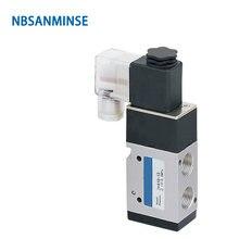 Электромагнитный клапан серии 3v410 3v420 1/2 г пневматический