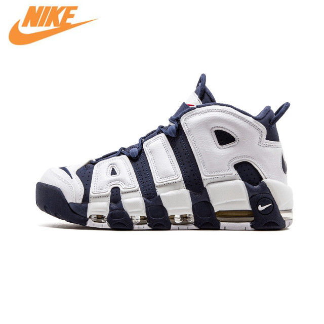 Nike Air More Uptempo Olympics Men's Basketball Shoes Sports Sneakers  Trainers 414962-104