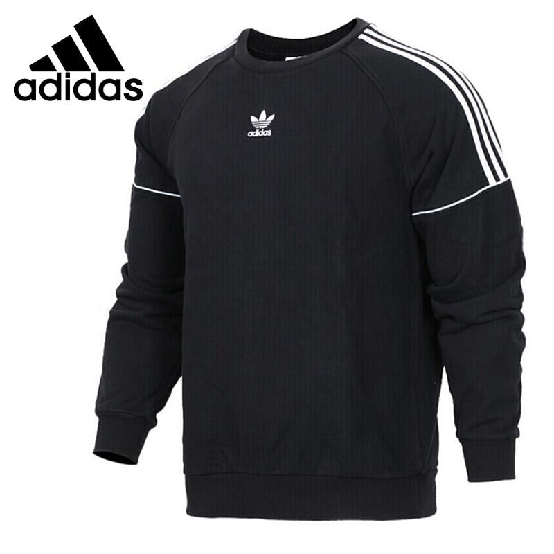 Original New Arrival 2018 Adidas Originals PIPE CREW SWEAT Men's Pullover Jerseys Sportswear original new arrival 2017 adidas originals street graph cr men s pullover jerseys sportswear