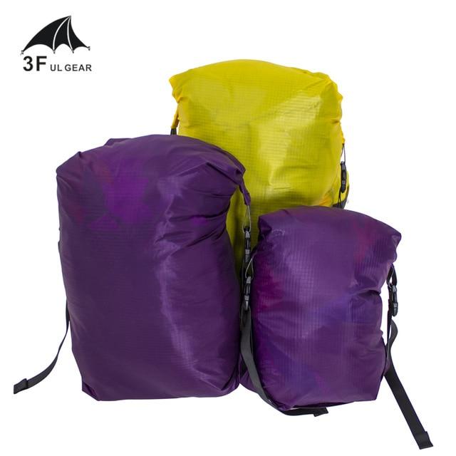 3F UL Ultralight storage Bag Sack Compression Stuff Sack