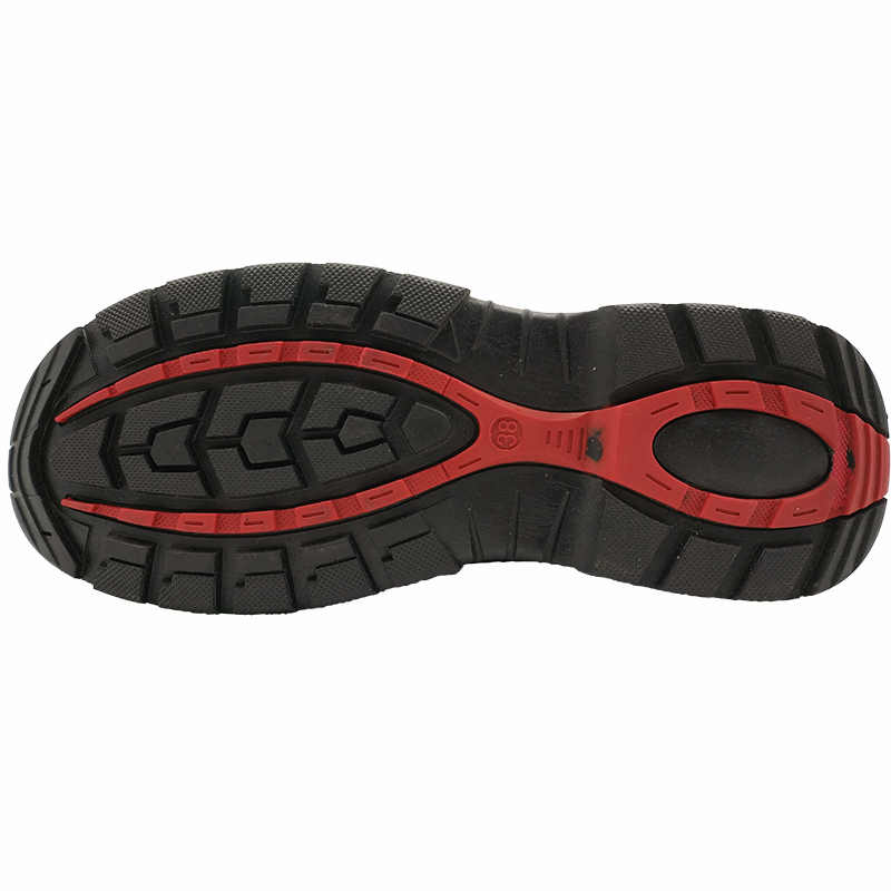 Gran tamaño 45 46 hombres moda transpirable malla acero toe caps work safety zapatos de verano anti-pierce desodorante botas de seguridad negro
