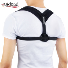 Adjustable Posture Straightener Strap Shoulder Back Corrector Support Brace for Men Women