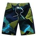 2017 Hombres Calientes Del Verano Cortocircuitos de la Playa Ocasional de Moda Suelta Pantalones Cortos Para Hombre