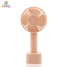 1200mah Battery Handheld Fan Portable Operated USB Mini Personal Outdoor Electric with Rechargeable