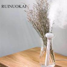 RUINUOKAI белый разборный пончик USB увлажнитель портативный ультразвуковой аромат ароматизатора диффузор для домашнего офиса увлажнитель воздуха