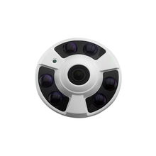 HJT 960P 1.3MP HD Fisheye Wide Angle IP Camera Metal Network P2P Onvif Indoor Security cctv camera Remote View RTSP FTP