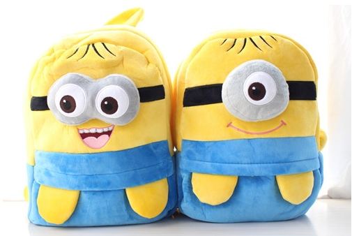 Aliexpress.com : Buy Despicable Me Minion Cute Baby Kids Cartoon ...