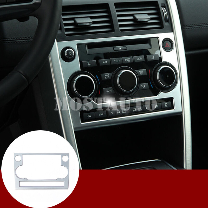 2018 Land Rover Discovery Interior: For Land Rover Discovery Sport Inner Console CD Panel