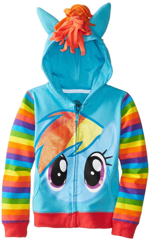 Hot-retail-brand-childrens-outerwear-boys-girls-clothing-coat-little-pony-jackets-my-Kids-boys-coat-avengers-Hoodiessweater-2