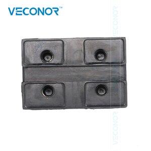Veconor kwadratowe gumowe podkładki pod ramię podnośnik samochodowy akcesoria do wciągników samochodowych