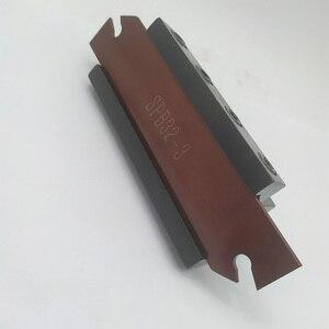 Image 5 - SMBB3225 отрезать режущий стержень инструмент стержень SPB323 держатель резака для SP300 NC3020