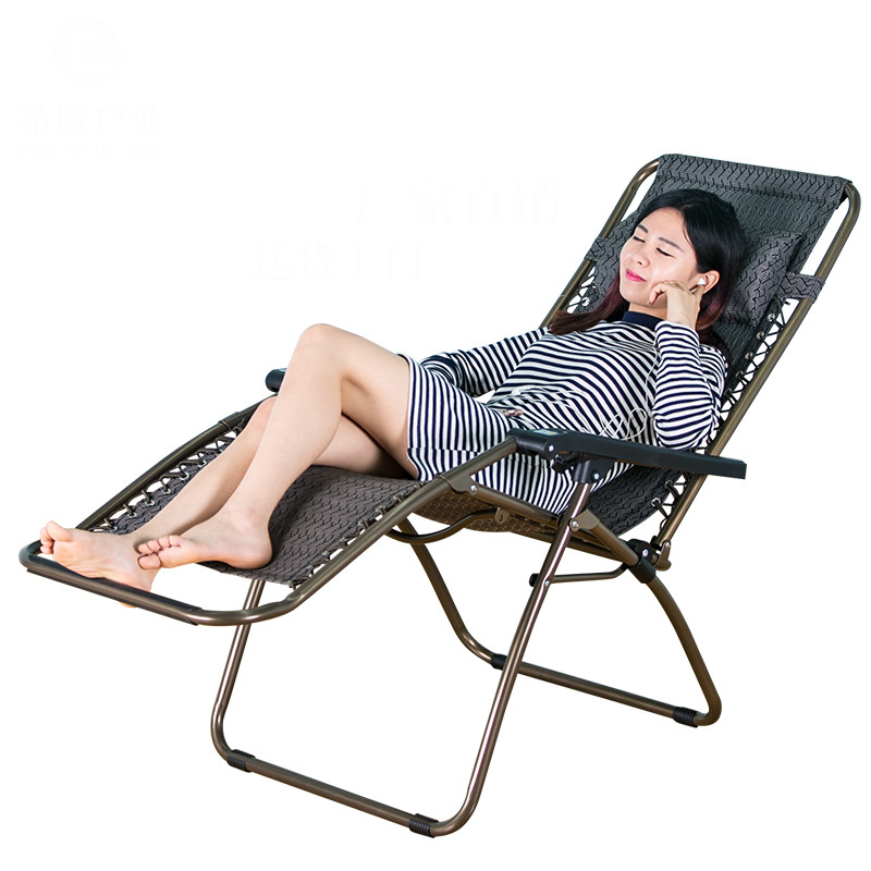 Outdoor folding portable chair  lunch nap household leisure beach chair backrest chair aosbos fashion portable insulated canvas lunch bag thermal food picnic lunch bags for women kids men cooler lunch box bag tote