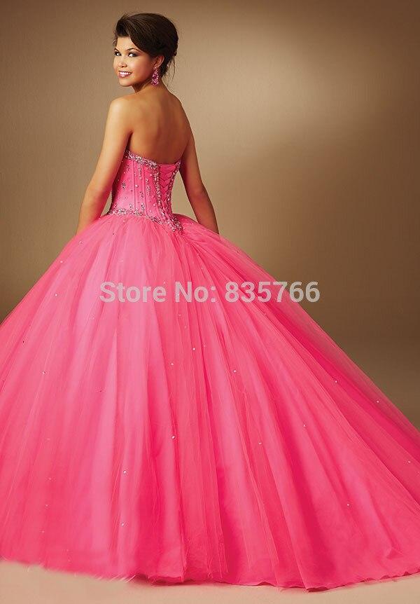 Magnífico Vestidos De Princesa Prom Barato Ideas Ornamento ...