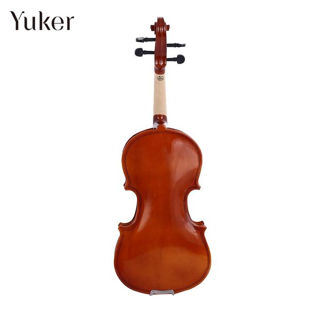 US $22 39 20% OFF|4 6 Years Old Bright Red 1/8 Violin Music Tochigi Violin  Student Beginner Violin Portable-in Violin from Sports & Entertainment on