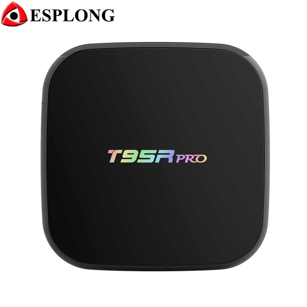 Amlogic S912 Octa core T95R PRO Android TV Box 2GB RAM 16GB ROM Android 6.0 TV Box 2.4G/5G WiFi Bluetooth 4K Smart Set Top Box гантель профи mb barbell черная 23 5 кг