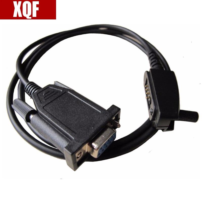 XQF Programming Cable For ICOM OPC-966 IC-F30GS IC-F60 IC-F3061 IC-F4062S IC-F4026T Radio