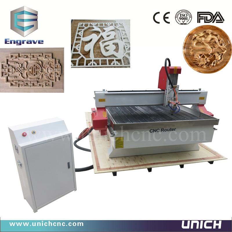 Excellent Wood Cnc Router Furniture Machine Cnc Machine Price List
