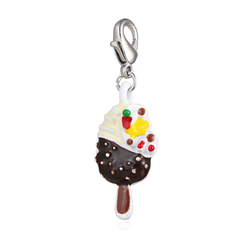 Cute fashion appeal: the popular ice cream ice cream ice cream and ice cream handbag pendant handbag pendant.