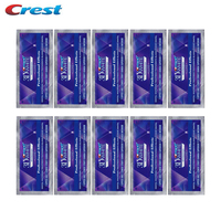 NO BOX Crest 3D White LUXE Whitestrips Teeth Whitening Professional Effect Oral Hygiene Tooth Whitening 10
