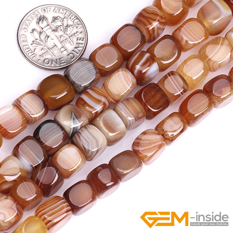 freeform botswana agat e beads natural stone beads DIY loose beads for jewelry making strand 15 inches wholesale !